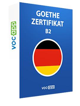 Goethe Zertifikat - B2