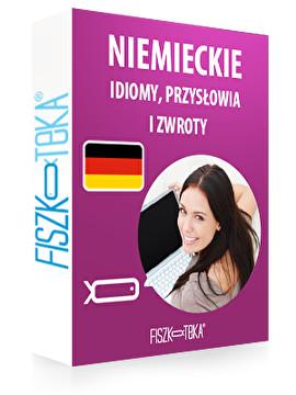 Niemieckie idiomy, przysłowia i zwroty