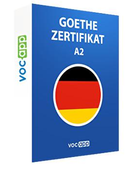 Goethe Zertifikat - A2