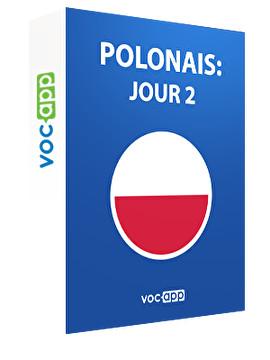 Polonais: jour 2