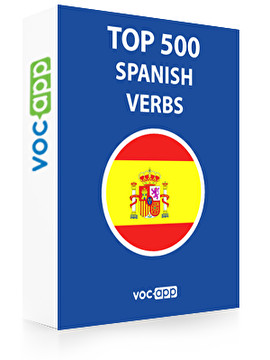 Spanish Words: Top 500 Verbs