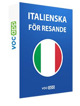 Italienska för resande