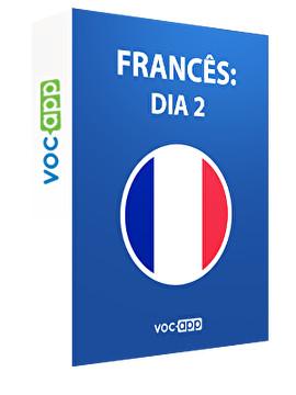 Francês: dia 2
