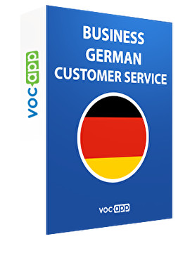 Business German - Customer Service