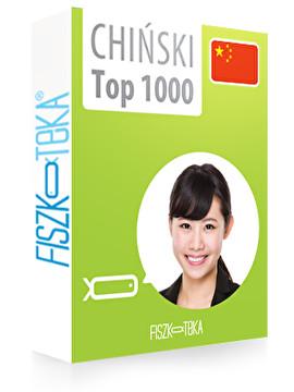 1000 najpopularniejszych słów po chińsku