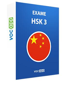 Exame HSK 3