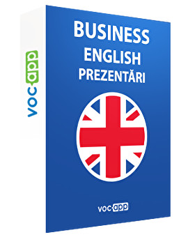 Business English - Prezentări