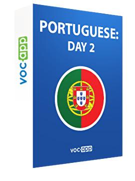 Portuguese: day 2