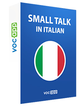 Small talk in Italian