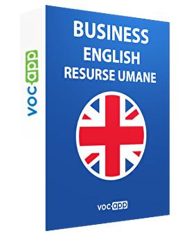 Business English - Resurse Umane