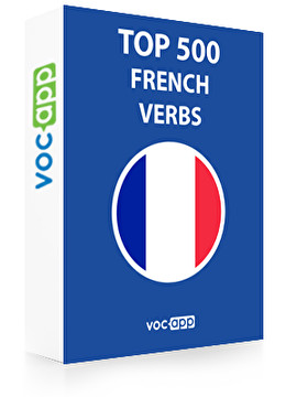 French Words: Top 500 Verbs