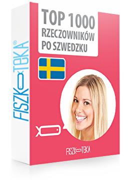 1000 najważniejszych rzeczowników po szwedzku