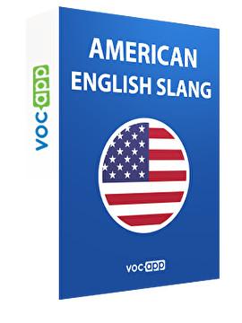 American English slang