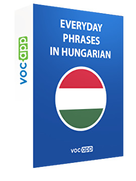 Everyday phrases in Hungarian