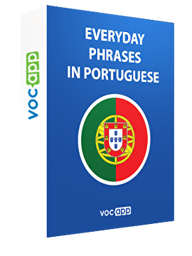 Everyday phrases in Portuguese