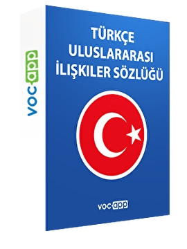 Türkçe Uluslararası İlişkiler Sözlüğü