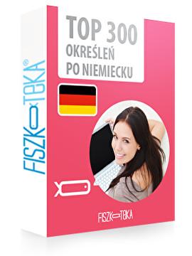 300 najważniejszych określeń po niemiecku