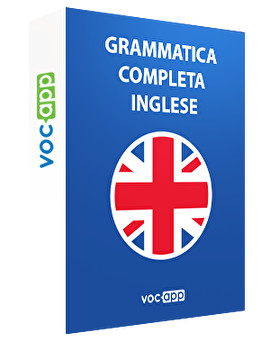 Grammatica completa inglese