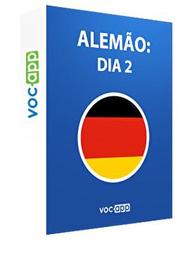 Alemão: dia 2