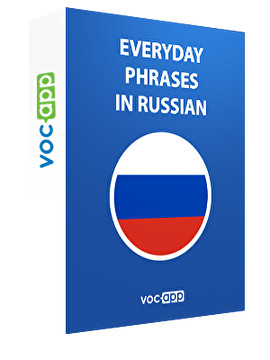 Everyday phrases in Russian