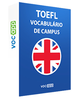 TOEFL - Vocabulário de campus
