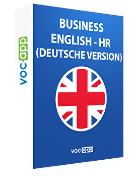 Business English (deutsche Version) - HR