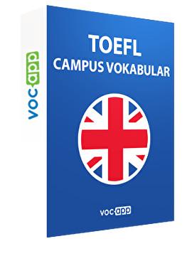 TOEFL - Campus Vokabular