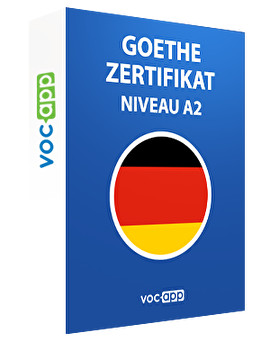 Goethe Zertifikat - Niveau A2