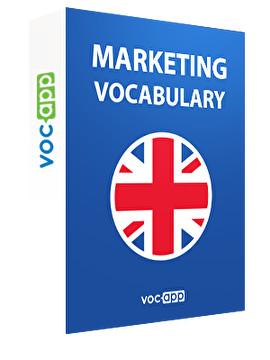 Marketing vocabulary
