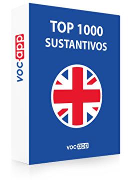 Top 1000 sustantivos ingleses