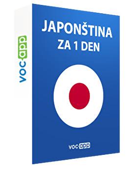Japonština za 1 den