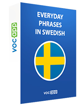 Everyday phrases in Swedish
