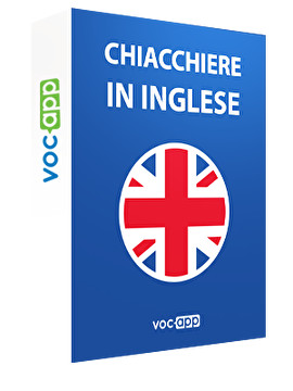 Chiacchiere in inglese