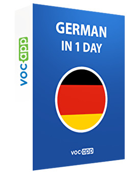German in 1 day