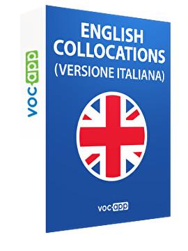 English collocations (versione italiana)