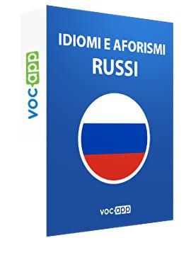 Idiomi e aforismi russi