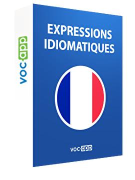Expressions idiomatiques françaises
