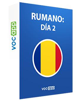 Rumano: día 2