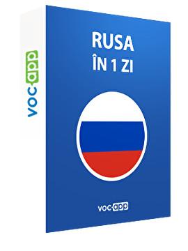 Rusa în 1 zi
