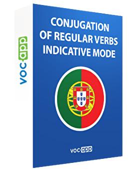 Conjugation of Regular Verbs - Indicative mode