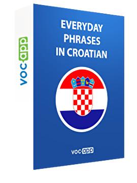 Frasi quotidiane in croato