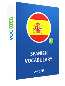 Spanish Vocabulary A1