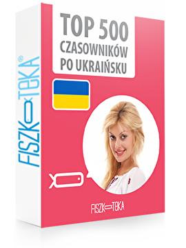 500 najważniejszych czasowników po ukraińsku