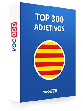 Adjetivos más importantes en catalán