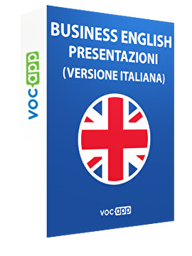 Business English (versione italiana) - Presentazioni