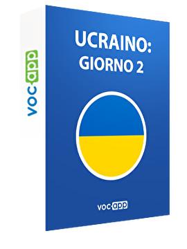 Ucraino: giorno 2