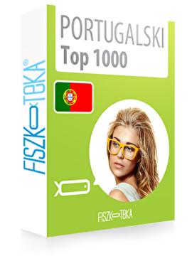 1000 najpopularniejszych słów po portugalsku