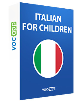 Italian for children