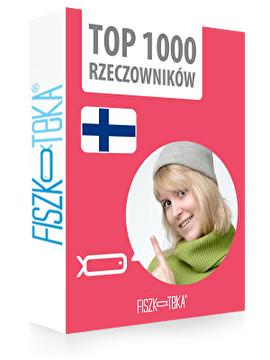 Top 1000 rzeczowników fińskich
