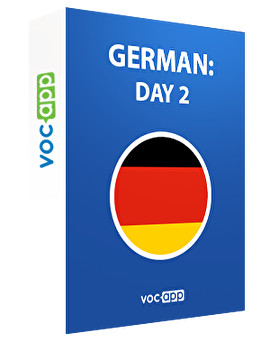 German: Day 2
